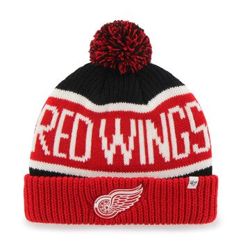 Zimná čiapka 47´Calgary Cuff Knit Detroit Red Wings