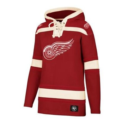 Mikina 47´brand Lacer Detroit Red Wings