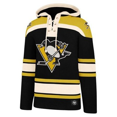 Mikina 47´brand Lacer Pittsburgh Penguins