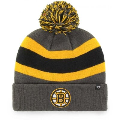 Zimná čiapka Breakaway Cuff Knit Boston Bruins