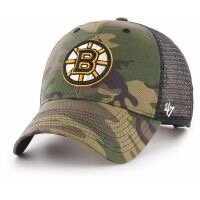 Šiltovka MVP Brancon Camo Boston Bruins